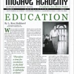 Mojave Academy: Education