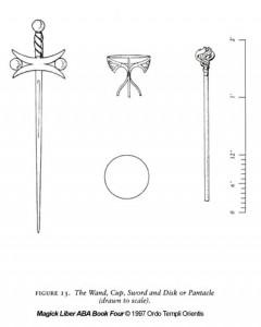 Figure 13 Magick Liber ABA (c) 1997 OTO