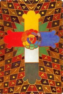 Thoth: Rosy cross