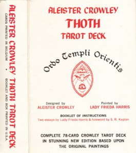 About Thoth Tarot Deck (1)