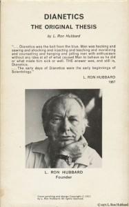 Dianetics The Original Thesis (1971)