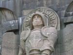Archangel Michael, Monument to the Battle of the Nations, Leipzig