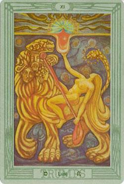 Key 11 Lust (Thoth)